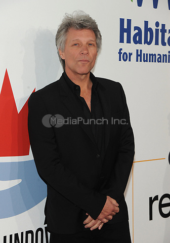NEW YORK, NY - NOVEMBER 02:Jon Bon Jovi attends the Samsung annual charity gala 2017 at Skylight Clarkson Square on November 2, 2017 in New York City. Credit: John Palmer/MediaPunch