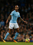 Fabian Delph of Manchester City in action during the premier league match at the Etihad Stadium, Manchester. Picture date 3rd December 2017. Picture credit should read: Andrew Yates/Sportimage