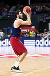 Barcelona's player Abrines during Liga Endesa 2015/2016 Finals 4th leg match at Barclaycard Center in Madrid. June 20, 2016. (ALTERPHOTOS/BorjaB.Hojas)
