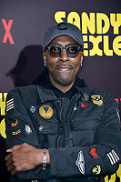 Arsenio Hall at the premiere for &quot;Sandy Wexler&quot; at The Cinerama Dome. Los Angeles, USA 06 April  2017<br /> Picture: Paul Smith/Featureflash/SilverHub 0208 004 5359 sales@silverhubmedia.com