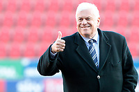 Preston North End's Advisor to the Owner, Peter Ridsdale, gives the thumbs up before kick off<br /> <br /> Photographer David Shipman/CameraSport<br /> <br /> The EFL Sky Bet Championship - Rotherham United v Preston North End - Tuesday 1st January 2019 - New York Stadium - Rotherham<br /> <br /> World Copyright © 2019 CameraSport. All rights reserved. 43 Linden Ave. Countesthorpe. Leicester. England. LE8 5PG - Tel: +44 (0) 116 277 4147 - admin@camerasport.com - www.camerasport.com