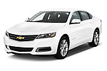 Front three quarter view of a 2014 Chevrolet Impala 2 LT2014 Chevrolet Impala 2 LT