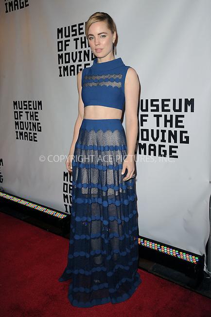 WWW.ACEPIXS.COM<br /> January 20, 2015 New York City<br /> <br /> Melissa George attending the Museum of The Moving Image honors Julianne Moore at 583 Park Avenue on January 20, 2015 in New York City.<br /> <br /> Please byline: Kristin Callahan/AcePictures<br /> <br /> ACEPIXS.COM<br /> <br /> Tel: (212) 243 8787 or (646) 769 0430<br /> e-mail: info@acepixs.com<br /> web: http://www.acepixs.com