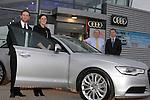 Audi A6 Launch