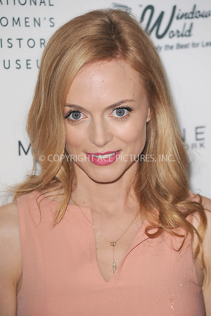 WWW.ACEPIXS.COM . . . . . .April 12, 2011...New York City...Heather Graham attends Good Housekeeping's Annual Shine on Awards at Radio City Music Hall on April 12, 2011 in New York City....Please byline: KRISTIN CALLAHAN - ACEPIXS.COM.. . . . . . ..Ace Pictures, Inc: ..tel: (212) 243 8787 or (646) 769 0430..e-mail: info@acepixs.com..web: http://www.acepixs.com .