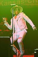 Adam Lambert Independance, MO 93.3 Jingle Jam