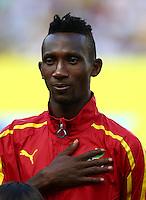 Harrison Afful of Ghana