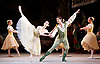 Coppelia <br /> Birmingham Royal Ballet <br /> at The Birmingham Hippodrome, Great Britain <br /> rehearsal<br /> 13th June 2017 <br /> <br /> <br /> <br /> <br /> Swanilda: Samara Downs <br /> <br /> <br /> Franz: Mathias Dingman <br /> <br /> <br /> <br /> Music by L&eacute;o Delibes<br /> <br /> <br /> Choreography by Marius Petipa<br /> <br /> Enrico Cecchetti<br /> <br /> Production &amp; designs by Peter Wright<br /> <br /> <br /> Photograph by Elliott Franks <br /> Image licensed to Elliott Franks Photography Services