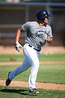 San Diego Padres Alan Garcia (26) during an Instructional League camp day on October 4, 2016 at the Peoria Sports Complex in Peoria, Arizona.  (Mike Janes/Four Seam Images)