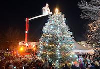 Perkasie Tree Lighting 2015