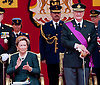 """BELGIAN ROYALS ATTEND NATIONAL DAY.King Albert and Queen Paola attend Belgian National Day Parade, Brussels_21/07/2012.Photo Credit: ©Alain Rolland/Newspix International..**ALL FEES PAYABLE TO: """"NEWSPIX INTERNATIONAL""""**..PHOTO CREDIT MANDATORY!!: NEWSPIX INTERNATIONAL..IMMEDIATE CONFIRMATION OF USAGE REQUIRED:.Newspix International, 31 Chinnery Hill, Bishop's Stortford, ENGLAND CM23 3PS.Tel:+441279 324672  ; Fax: +441279656877.Mobile:  0777568 1153.e-mail: info@newspixinternational.co.uk"""