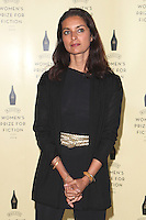 Jhumper Lahiri arriving for the Baileys Women's Prize for Fiction Awards, at the Royal Festival Hall, London. 04/06/2014 Picture by: Alexandra Glen / Featureflash