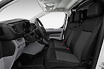 Front seat view of 2016 Peugeot Expert Premium 4 Door Cargo Van Front Seat  car photos