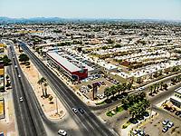 Vista aerea del bulevar Morelos final en el norte de Hermosillo. Agencia de Autos Kia. Kia Morelos. KIA. Residencial Palermo.<br /> (Photo: Luis Gutierrez / NortePhoto)<br /> ...<br /> keywords: dji, a&eacute;rea, djimavic, mavicair, aerial photo, aerial photography, Paisaje urbano, fotografia a&eacute;rea, foto a&eacute;rea, urban&iacute;stico, urbano, urban, plano, arquitectura, arquitectura, dise&ntilde;o, dise&ntilde;o arquitect&oacute;nico, arquitect&oacute;nico, urbe, ciudad, capital, luz de dia, dia urbe, ciudad, Hermosillo, outdoor,