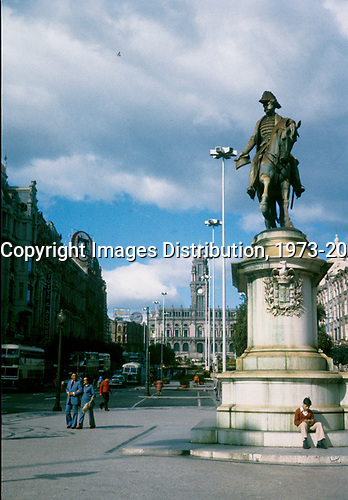 SPAIN -  1973 File PhotoSPAIN -  1973 File Photo