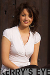 Therese Ferris, Gap of Dunloe, Killarney, winner of the Miss Kerry competition on Friday night..
