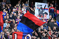 Crystal Palace fans during Crystal Palace vs Brighton & Hove Albion, Premier League Football at Selhurst Park on 14th April 2018