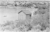 D&amp;RGW Bondad pump house.<br /> D&amp;RGW  Bondad, CO  Taken by Rogers, Donald E. A. - 5/30/1939