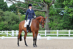Class 5. British dressage. Brook Farm Training Centre. Essex. 02/06/2018. ~ MANDATORY Credit Ellen Szalai/Sportinpictures - NO UNAUTHORISED USE - 07837 394578