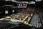 Gary Williams Floor Dedication.photo by: Greg Fiume