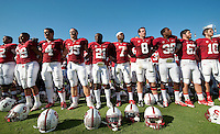 Stanford vs UCLA Football, Oct, 19, 2013