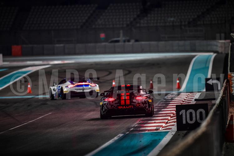 #3 BULLITT RACING MERCEDES AMG GT4 OLLI CALDWELL (GBR) IAN LOGGIE (GBR) OLEG KHARUK (RUS)