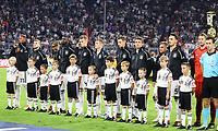 Aufstellung Deutschland - 06.09.2018: Deutschland vs. Frankreich, Allianz Arena München, UEFA Nations League, 1. Spieltag