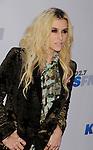 LOS ANGELES, CA - DECEMBER 03: Ke$ha attends the KIIS FM's Jingle Ball 2012 held at Nokia Theatre LA Live on December 3, 2012 in Los Angeles, California.
