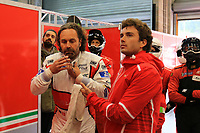 #54 SPIRIT OF RACE (CHE) FERRARI 488 GTE LMGTE AM THOMAS FLOHR (CHE) FRANCESCO CASTELLACCI (ITA)