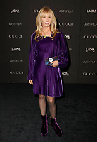 Rosanna Arquette attends 2018 LACMA Art + Film Gala at LACMA on November 3, 2018 in Los Angeles, California. <br /> CAP/MPI/SPA<br /> &copy;SPA/MPI/Capital Pictures