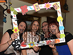 Fiona Traynor, Karen Hammond, Caroline Wall and Caroline Doyle at the Oskars Night for Duleek Community facility held in the Carranstown Lodge. Photo:Colin Bell/pressphotos.ie