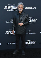 "15 May 2019 - Hollywood, California - Joe Mantenga. ""John Wick: Chapter 3 - Parabellum"" Special Screening Los Angeles held at the TCL Chinese Theatre.     <br /> CAP/ADM/BT<br /> ©BT/ADM/Capital Pictures"