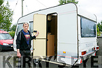 Homeless Frank  told to Move Caravan, by Council, bought by friend