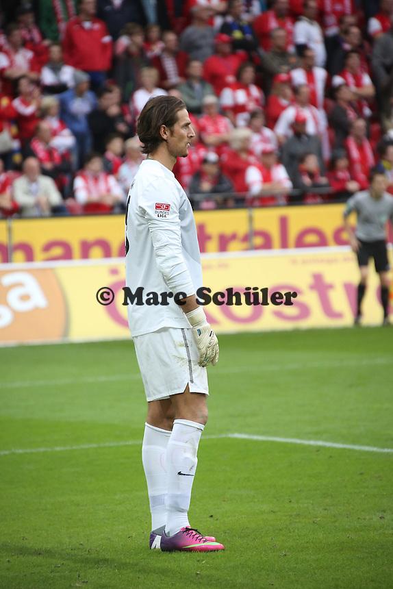 Heinz Müller (Mainz) - 1. FSV Mainz 05 vs. Eintracht Braunschweig, Coface Arena, 10. Spieltag