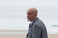 US actor John Malkovich presents the film 'Casanova Variations' during the 62st San Sebastian Film Festival in San Sebastian, Spain. September 22, 2014. (ALTERPHOTOS/Caro Marin)