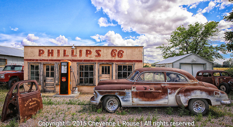 Phillips 66 & Chevy - Utah