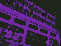 Last Brooklyn trolley in Red Hook