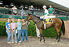 Sky Willow winning at Delaware Park on 5/30/12