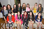 Megan Casey, Ballyhegue, celebrates her 15th birthday with friends at La Scala on Saturday. pictured front l-r Emma Lawlor, Maeve Keane, Megan Casey, Erin Rohan, Roisin Stack, back l-r Niamh O'Carroll, Olivia Stack, Chloe Sheehan, Sarah Egan, Sarah Stack, Ciara Anderson, Ciara Reidy Chloe Davis