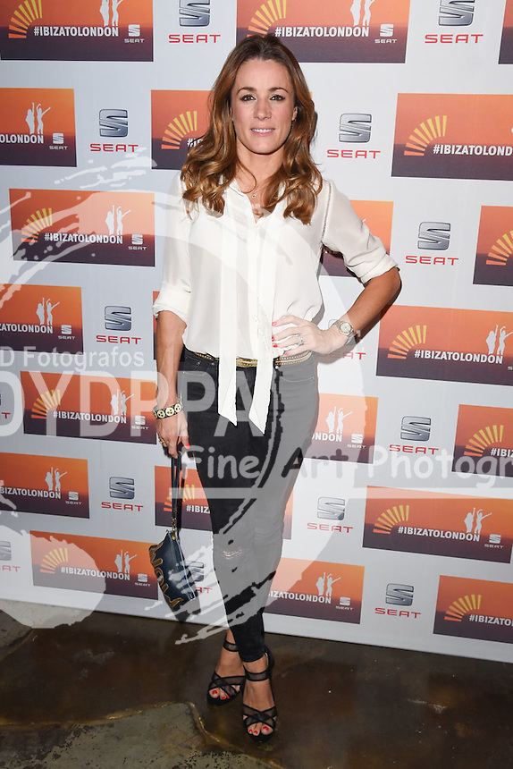 Natalie Pinkham<br /> attends the SEAT Ibiza launch party at Carousel, London<br /> <br /> &copy;Ash Knotek  D3019  29/09/2015