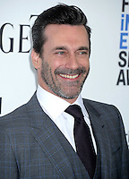 ANTA MONICA, 25.02.20-17 - SPIRIT-AWARDS - Jon Hamm durante Film Independent Spirit Awards em Santa Monica na California nos Estados Unidos (Foto: Gilbert Flores/Brazil Photo Press)
