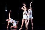 Chorégraphie : Jesus SevariDate : 03/11/2017Lieu : La BriquetterieVille : Vitry sur Seine© Laurent Paillier / photosdedanse.com Practicability<br /> <br /> Chorégraphie : Maria Jesus Sevari<br /> s'affirme au féminin. C'est un quartet de femmes : Quatre danseuses<br /> <br /> Durée : 1h00<br /> <br /> Chorégraphie : Maria Jesus Sevari<br /> <br /> Danseuses : Juliette Morel, Yasminee Lepe, Elizabeth Schwartz et Maria Jesus Sevari<br /> <br /> Inspiration littéraire : Turner, Peindre le rien de Lawrence Gowing<br /> Scénographie 3D : Gabriel Tapia Stocker<br /> Costumes : Caroline Witzmann<br /> Graphique : Pablo Labarca<br /> Date : 03/11/2017<br /> Lieu : La Briquetterie<br /> Ville : Vitry sur Seine<br /> © Laurent Paillier / photosdedanse.com