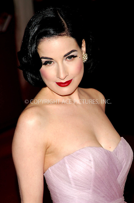 Dita Von Teese at the British Comedy Awards 2008 held at the London Television Centre - 06 December 2008..FAMOUS PICTURES AND FEATURES AGENCY 13 HARWOOD ROAD LONDON SW6 4QP UNITED KINGDOM tel +44 (0) 20 7731 9333 fax +44 (0) 20 7731 9330 e-mail info@famous.uk.com www.famous.uk.com.FAM24830