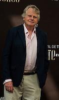 Michael Dobbs attends Photocall - 54th Monte-Carlo TV Festival - Monaco
