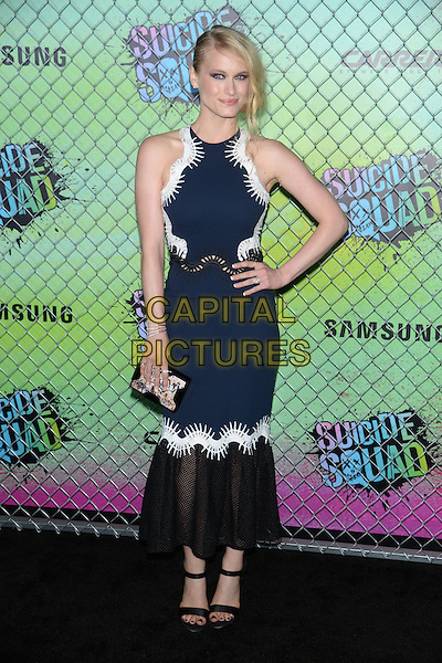 NEW YORK, NY - AUG 01: Leven Rambin attends the World Premiere of &quot;Suicide Squad&quot; at the Beacon Theatre on August 1, 2016 in NEW YORK CITY.<br /> CAP/LNC/TOM<br /> &copy;TOM/LNC/Capital Pictures