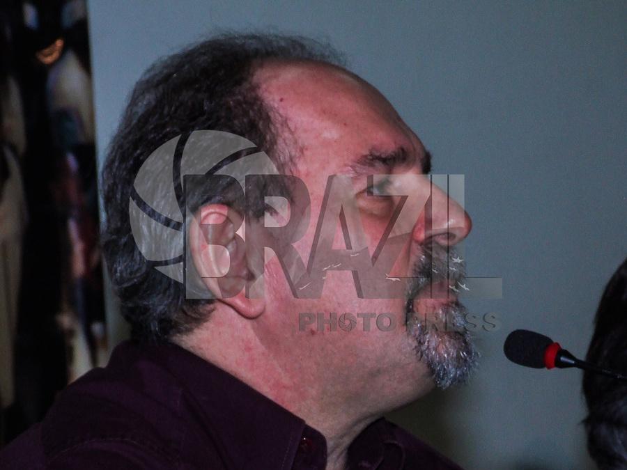***ATENÇÃO EDITOR FOTO DE ARQUIVO*** SÃO PAULO,SP, 04.10.2015 - MORTE-DUTRA - Morre aos 58 anos José Eduardo Dutra, ex-presidente do PT e da Petrobras. Ele lutava contra um câncer. Na foto o ex presidente do Partido dos Trabalhadores durante evento do partido em São Paulo 23/10/2009. (Foto: William Volcov/Brazil Photo Press)