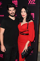 HOLLYWOOD, CA - SEPTEMBER 11: RH Norman and Micheline Pitt at the Los Angeles Special Screening of Mandy at the Egyptian Theater in Hollywood, California on September 11, 2018. <br /> CAP/MPI/DE<br /> &copy;DE//MPI/Capital Pictures