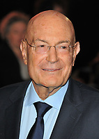 Arnon Milchan at the &quot;Widows&quot; opening film gala, 62nd BFI London Film Festival 2018, Cineworld Leicester Square, Leicester Square, London, England, UK, on Wednesday 10 October 2018.<br /> CAP/CAN<br /> &copy;CAN/Capital Pictures