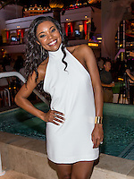 LAS VEGAS, NV - June 7 : Vegas Magazine Celebrates 11th Anniversary with Gabrielle Union and CÎROC at Drai's Beach Club & Nightclub at The Cromwell in Las Vegas, NV on June 7, 2014. © Kabik/ Starlitepics ***HOUSE COVERAGE***