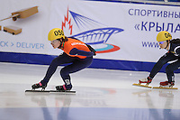 "SHORT TRACK: MOSCOW: Speed Skating Centre ""Krylatskoe"", 13-03-2015, ISU World Short Track Speed Skating Championships 2015, Rianne DE VRIES (#050 
